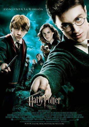 Poster Harry Potter and the Order of the Phoenix 2007