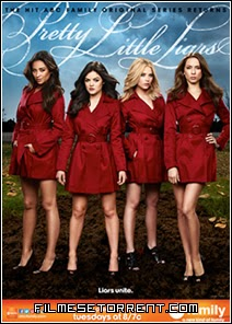 Pretty Little Liars 4 Temporada Torrent HDTV