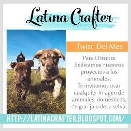 """Twist Mes de Octubre 2017 """"Animalitos"""""""