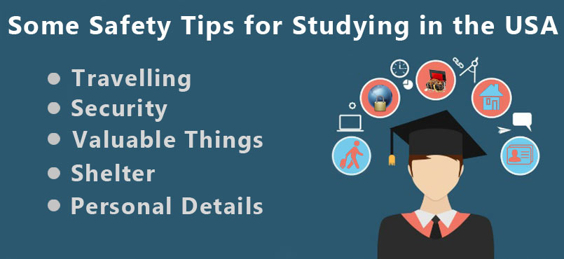 Safety measures for students who study in US