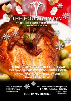 The Fountain Inn, Pontarddulais