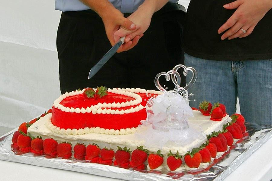 Gateau mousse mariage