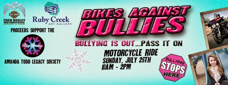 Bikes against Bullies