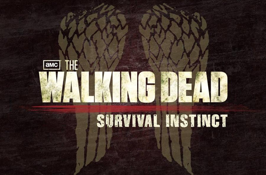 The Walking Dead Survival Instinct Download Poster