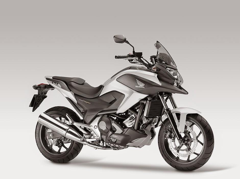 Honda NC 750X DCT White