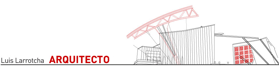 Luis Larrotcha Arquitecto