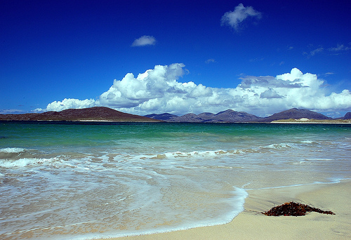 best beach in the world, Luskentyre, Isle of Harris, Scotland
