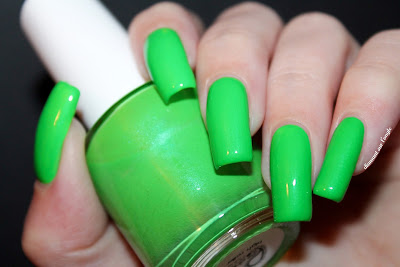 """Swatch of """"High Roller"""" from Pipe Dream Polish"""