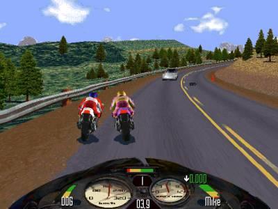Road Rash (Windows) Game Download