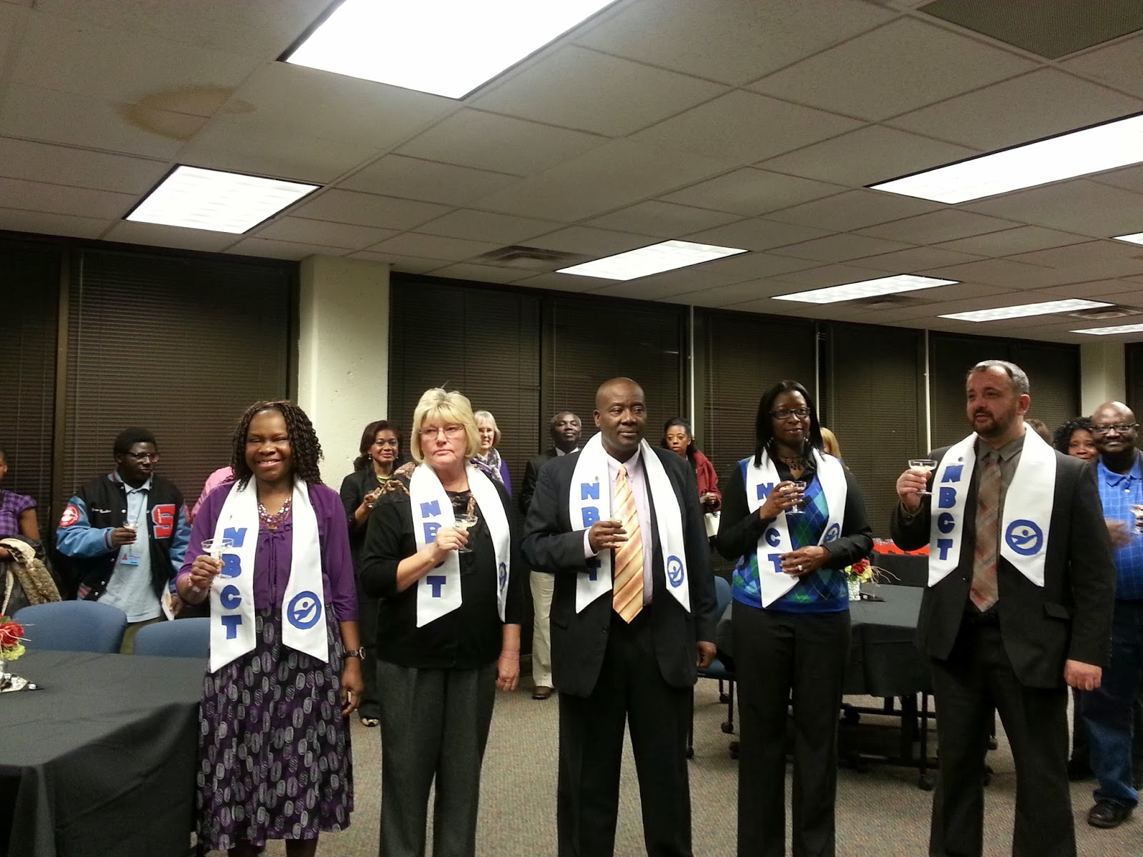 dallas isd celebrates 5 new national board certified teachers
