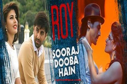 sooraj-dooba-hai-roy-arijit-singh