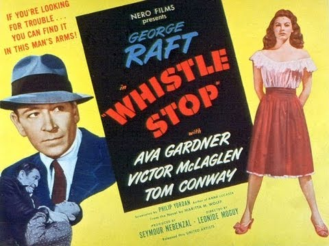 """""""Whistle Stop"""" (1946)"""