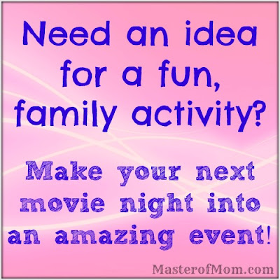 movie night, fun for kids, activities for kids, my kids are bored, things to do near me, themed movie nights, movie themes, family activities, what to do