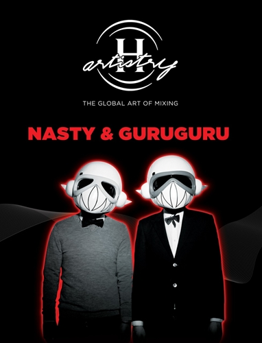 Nasty and GuruGuru a.k.a Bass Agents