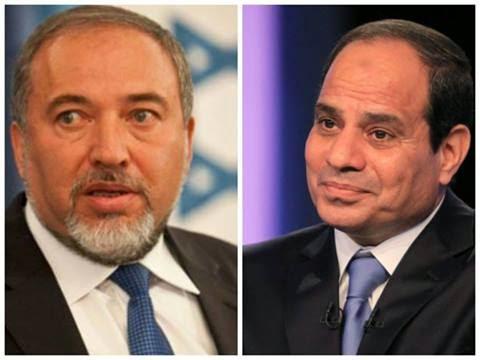 وزير خارجية إسرائيل يهاجم السيسى بعد يوم واحد من توليه الرئاسة