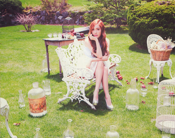 SNSD The Best Jessica