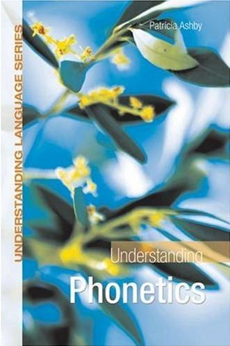 Kraut's English phonetic blog: Ashby, Patricia (2011