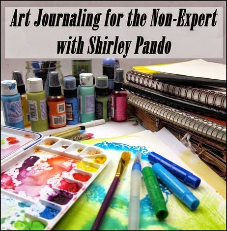 Craft Classes Online-Art Journaling Workshop
