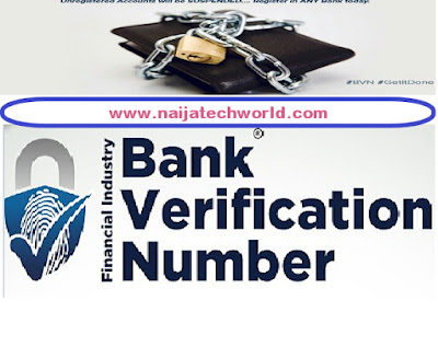 Link Your BVN to all your accounts via internet,sms,email and ATM without visiting the Bank