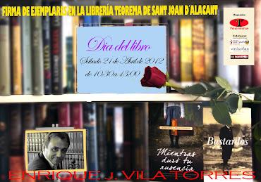 SITIO WEB de los libros de Enrique J. Vila