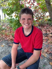 Elijah age 13
