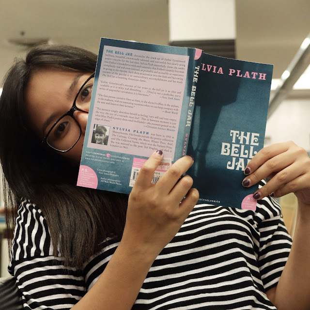 The Bell Jar | June book haul