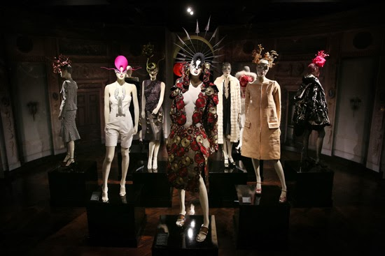 Isabella Blow: Fashion Gallore! exhibition at Somerset House