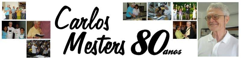 Carlos Mesters 80 anos