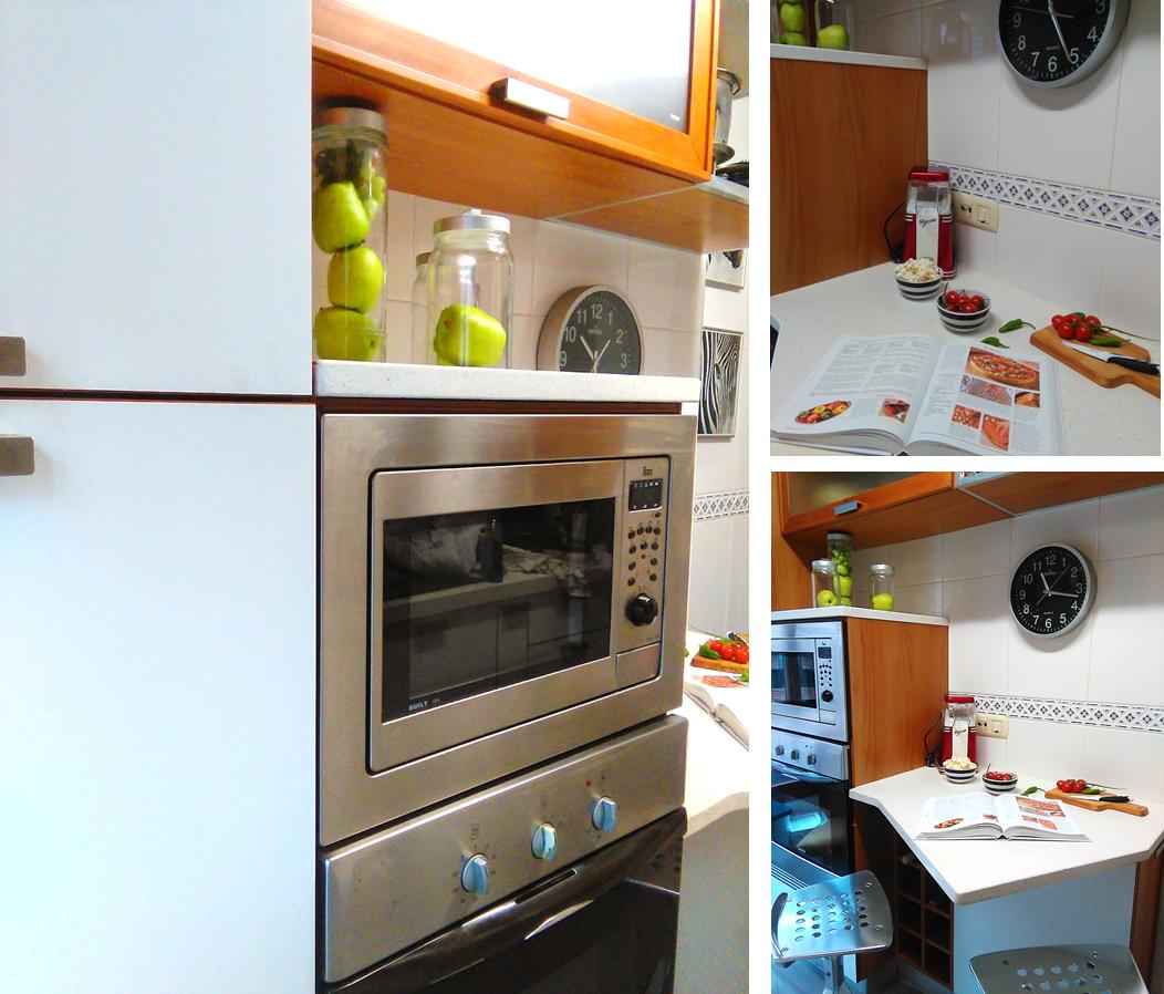 Decoraci n f cil mi cocina en la casa del a o for Olores de otras cocinas en mi casa