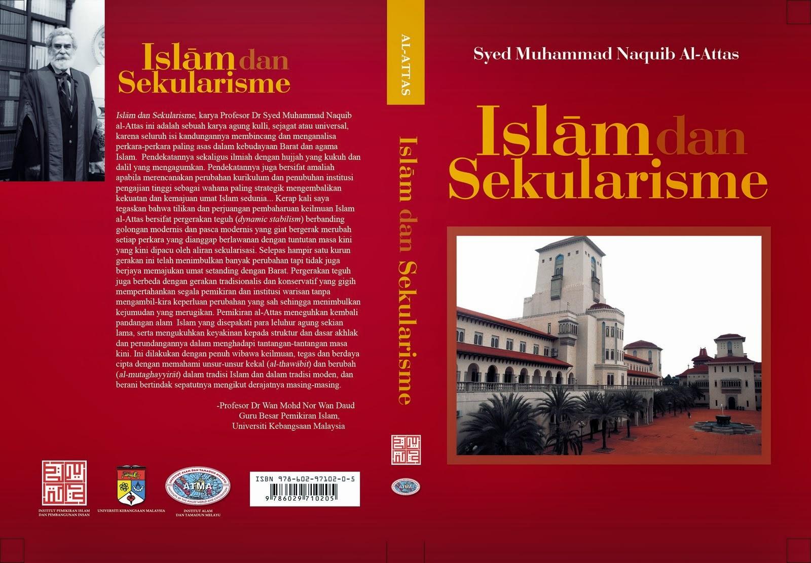 Buku Islam dan Sekularisme
