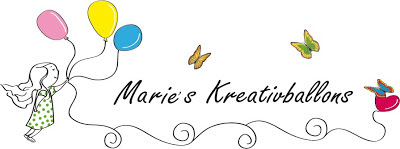 kreativballons h keln und basteln im fr hling teil i erdbeeren h keln. Black Bedroom Furniture Sets. Home Design Ideas