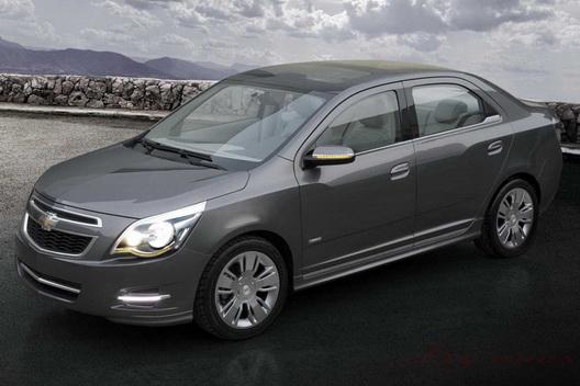 New 2012 Chevrolet Cobalt Concept  new car pictures