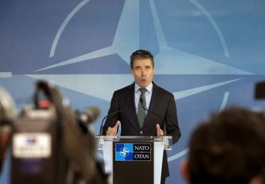 NATO Diskusikan Rusia Terkait Krisis di Krimea