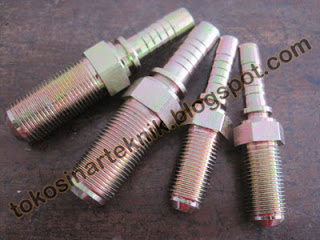 Nepel/Fitting MJL, umum digunakan pada mesin industri dan otomotif