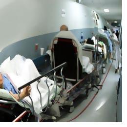 MAN DIES AFTER 32 REJECTED HOSPITAL VISITS