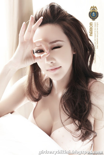 Pure, pleasant exposed - Zi Jia Private Photo