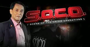 SOCO (Scene Of The Crime Operatives)
