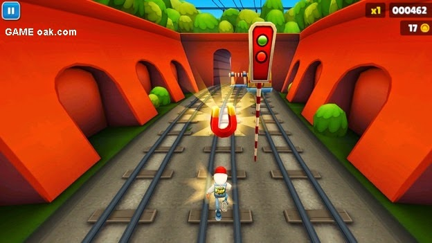 Subway Surfers free game for Android Phones
