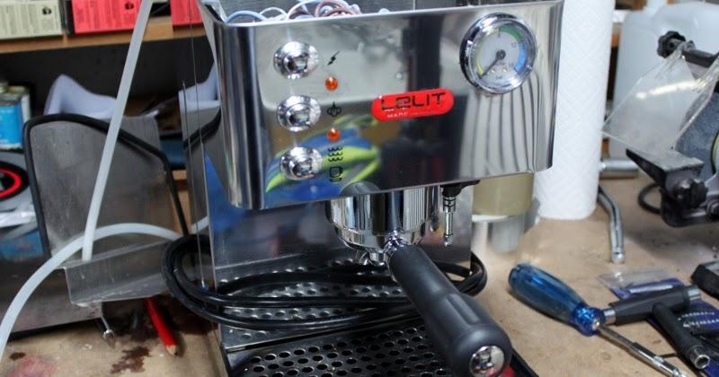 le lit pl041 espresso machine