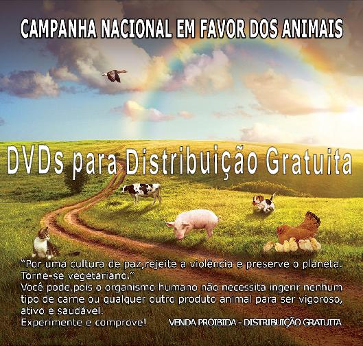 CAMPANHA EM FAVOR DOS ANIMAIS: