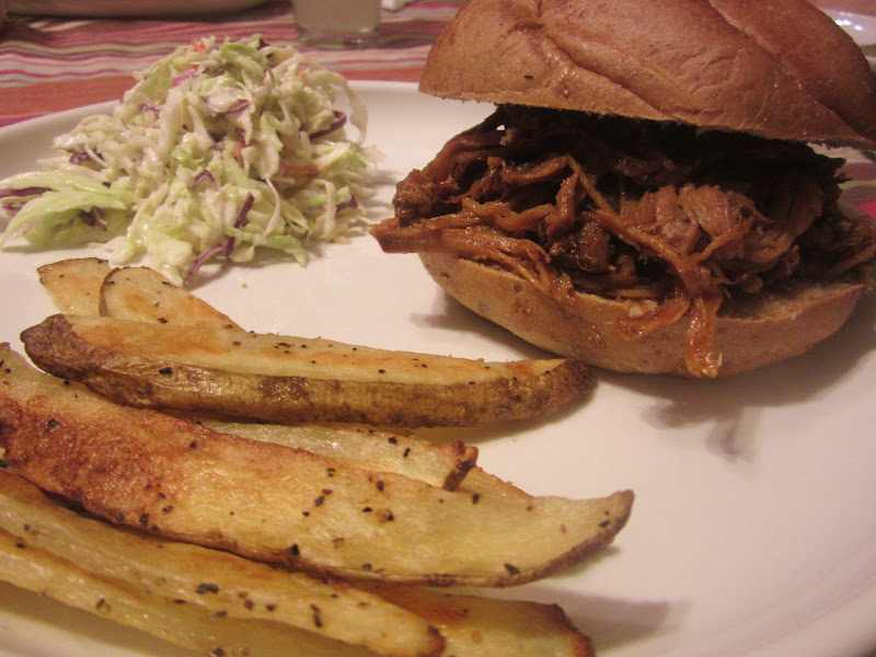 Spicy Dr. Pepper Pulled Pork