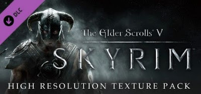 The Elder Scrolls V: Skyrim – High Resolution Texture Pack – PC