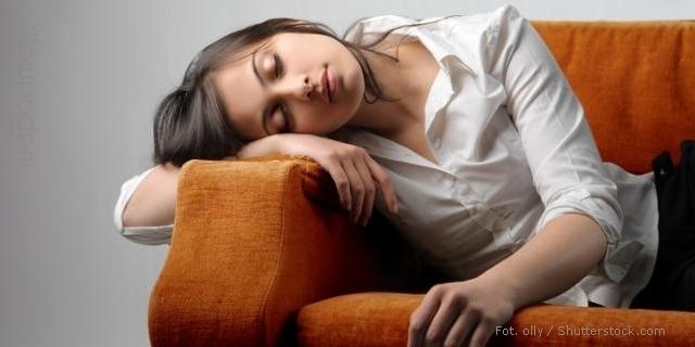 Przygnębiająca senność w ciągu dnia