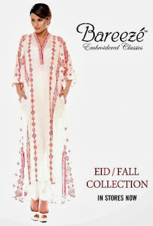 Party Wear Bareeze Winter Collection