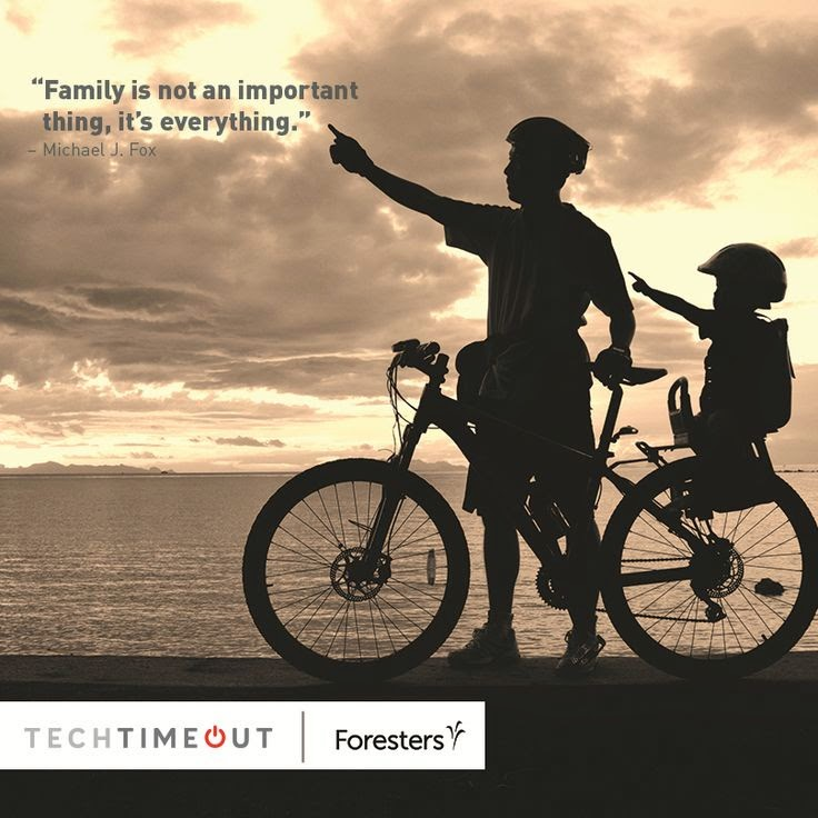Enter the Foresters Tech Timeout Sweepstakes. Ends 12/5.