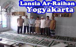 LANSIA AR-RAIHAN YOGYAKARTA