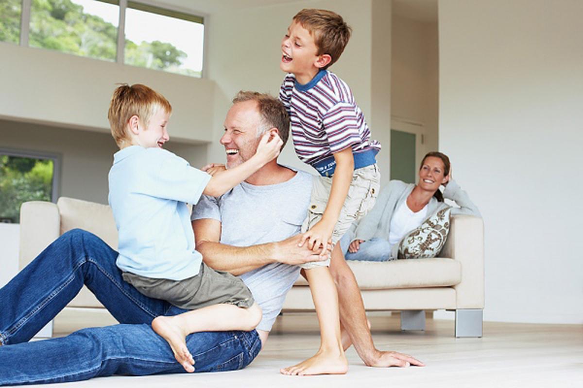 Как сделать хорошее родителям