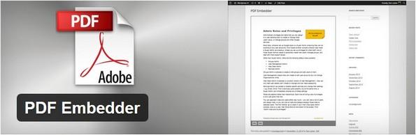 PDF Embedding plugin for WordPress