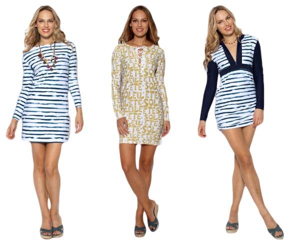 Glamourpuss NYC Sun Protective Dresses