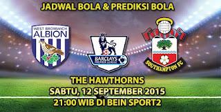 West Bromwich Albion vs Southampton